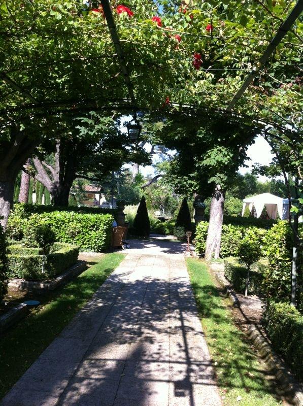 Jardim do Hotel