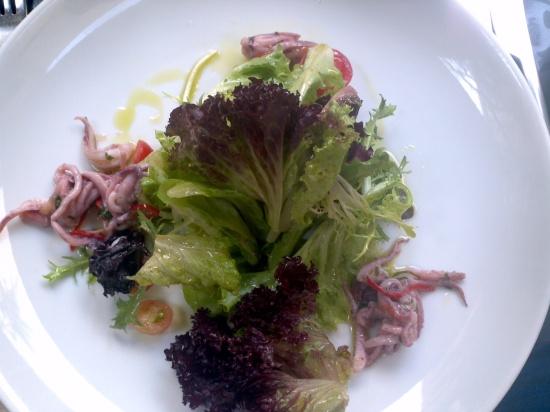 Salada Calamari