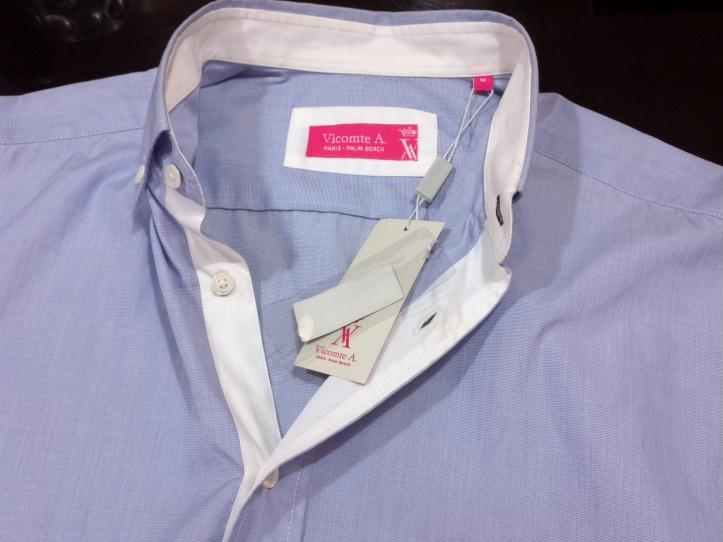 Camisa Crans Montana da Vicomte A.