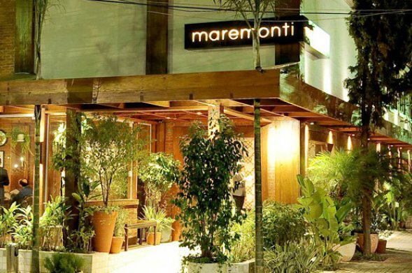 Entrada Maremonti