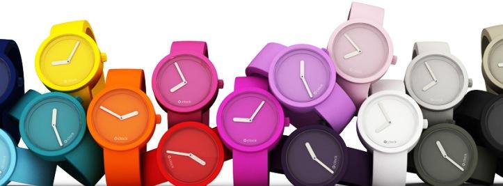 O'clock relógio