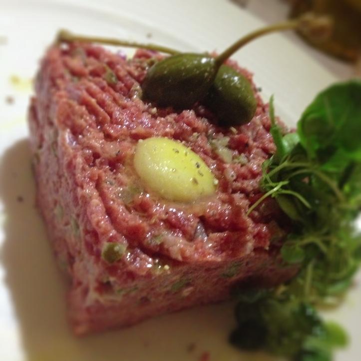 Steak au poivre  - R$56,00